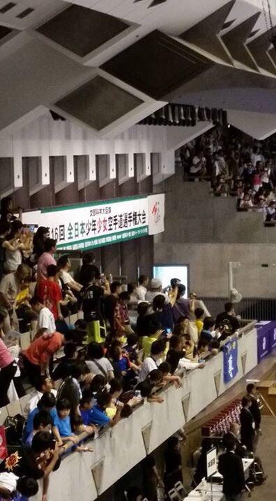 2016全少_観客席