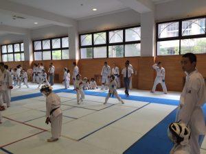 組手練習2