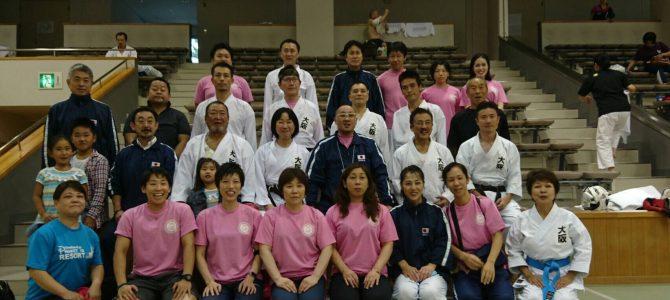 日本スポーツマスターズ2017空手道競技会 大会結果